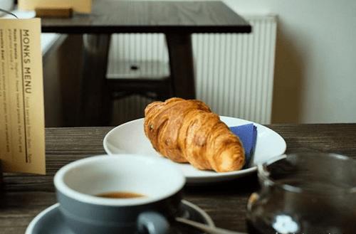 Biologische Roomboter Croissant