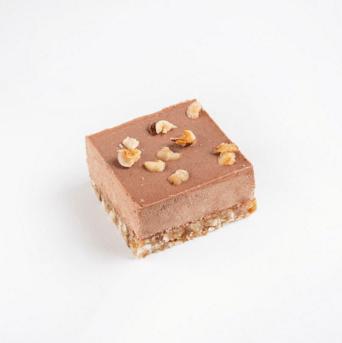 Vegan Chocola en Hazelnoot Cake