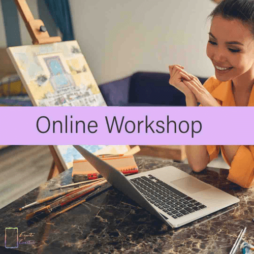 Online Heart Centered Art Workshop