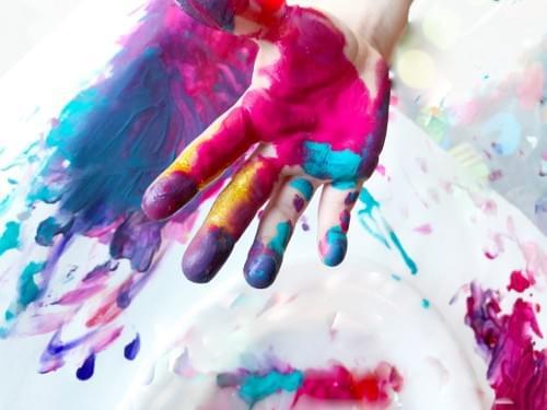 Children Studio Art