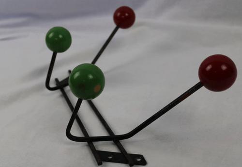 Patère 4 boules