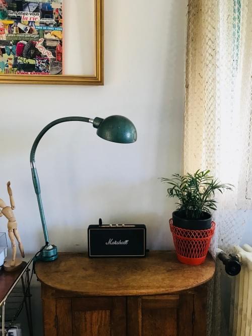 Lampe industrielle Adher