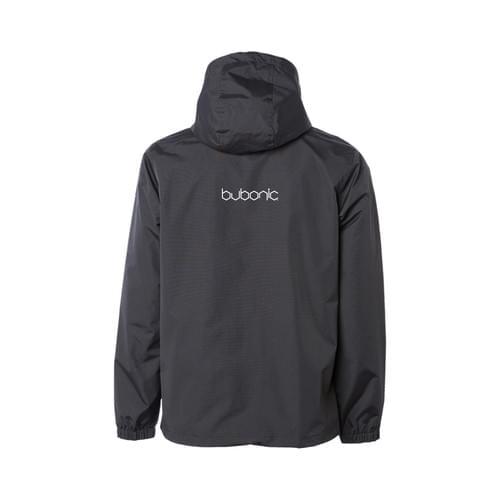 B Emblem Button jacket