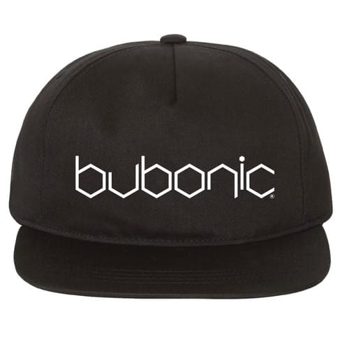 Bubonic Classic 5 Panel Snapback