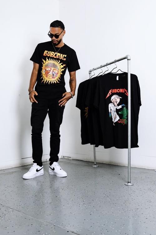 Bubonic Burning Hot T-Shirt