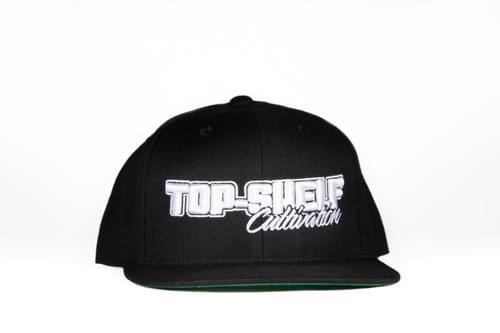 TOP-SHELF CLASSIC SNAP BACK (black)