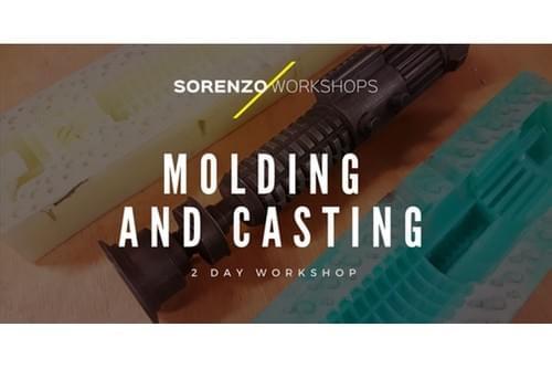 2 Part Molding and Casting - 2 Day Workshop