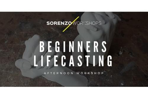 Beginners Life Casting - Afternoon Workshop