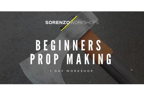Beginners Prop Making Workshop - 1 Day  Workshop