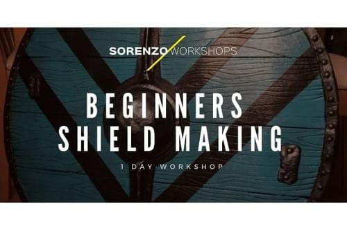 Beginners Shield Making - 1 Day Workshop