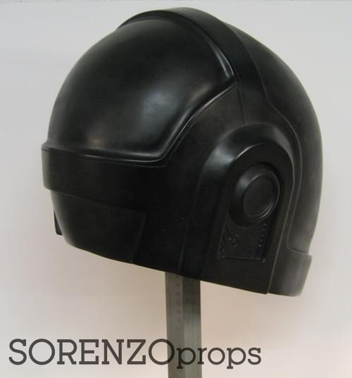 Daft Punk - Guy-Manuel De Homem-Christo - Helmet Kit - TRON / R.A.M - Ver 2.0