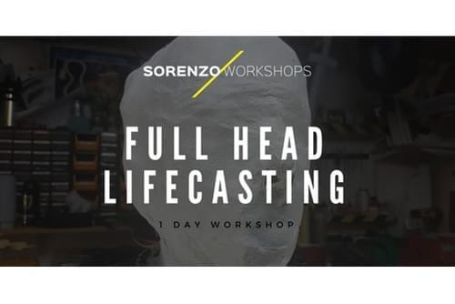 Full Head Life Casting