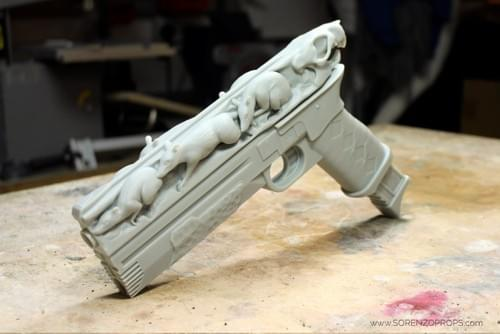 Destiny 2 - Rat King - Replica Prop - Resin Kit