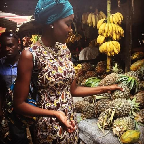 Kariakoo Market Tour