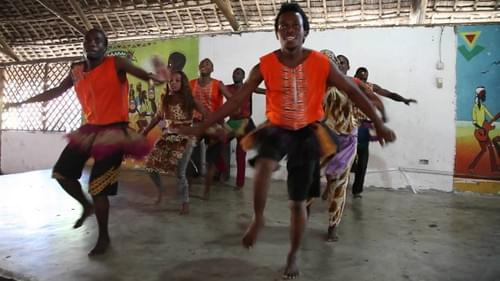 Traditional Dance Class