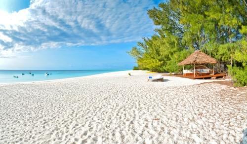 New Year's in Zanzibar