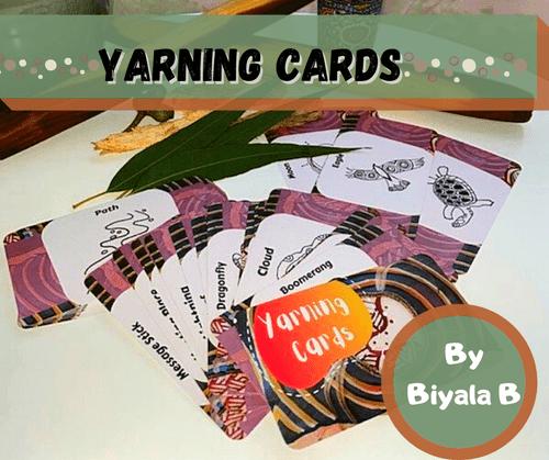 Yarning Cards