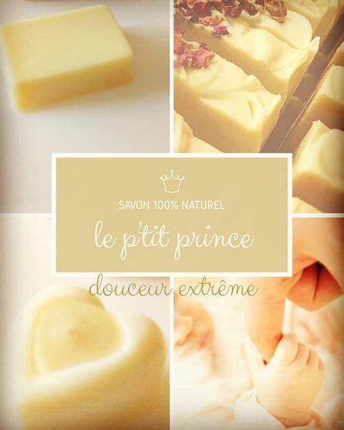 Savon utra doux: Le P'tit Prince