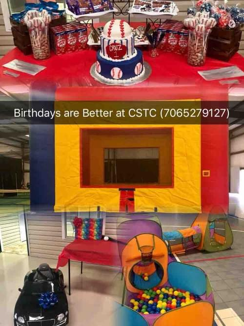 Birthdays are Better at CSTC