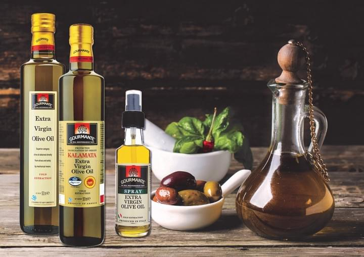 Gourmante Greek Extra Virgin Olive Oils