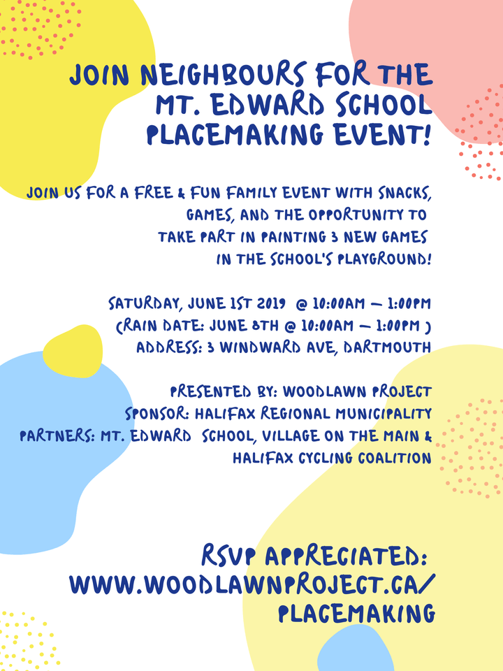 Mt. Edward School Placemaking Project