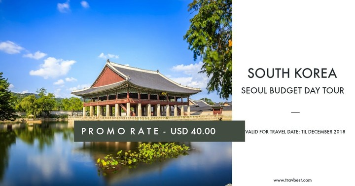 Seoul Day Tour with the traditional Hanbok Wearing Day Tour Package 2017