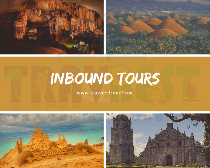 Inbound Tours arranged by Travbest Travel & Tours Co.