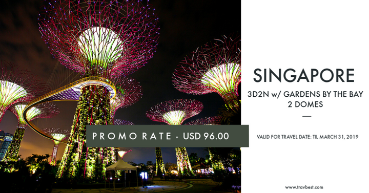 Singapore Universal Studio Tour Package 2017