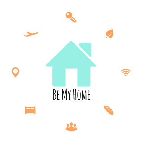 Logo Be My Home