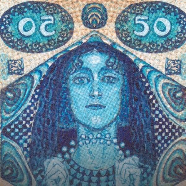 Money Tarot Cards for business and financial tarot reading. Unique and Magic Tarot Deck based on various world currencies. Divination Cards.