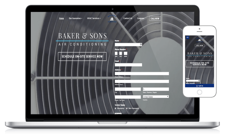 baker and sons ac