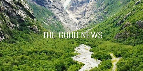 The Good News by Films For Change, Clinton Callahan, Possibility Management