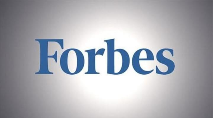 Forbes list of America's Top Givers