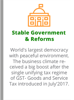Stable Government & Reforms