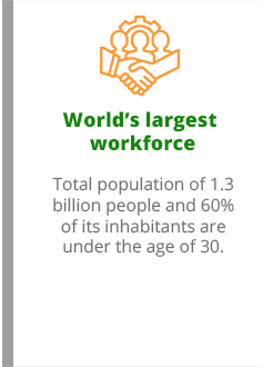 World's Largest Workforce