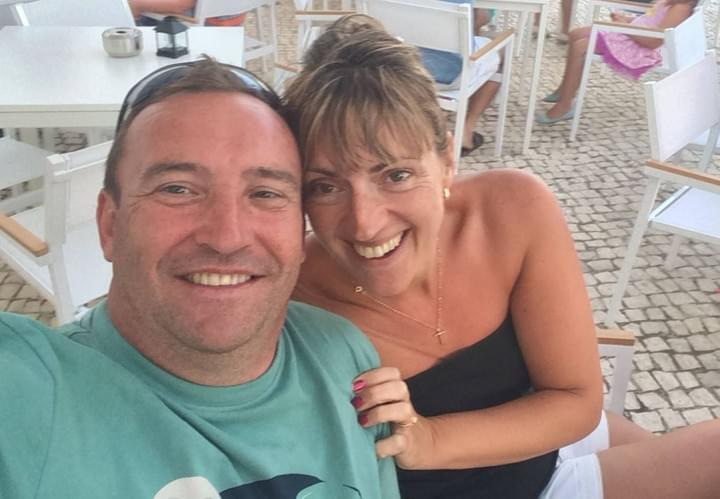 Property managers in Portugal, Steve and Sharon Bedlow.
