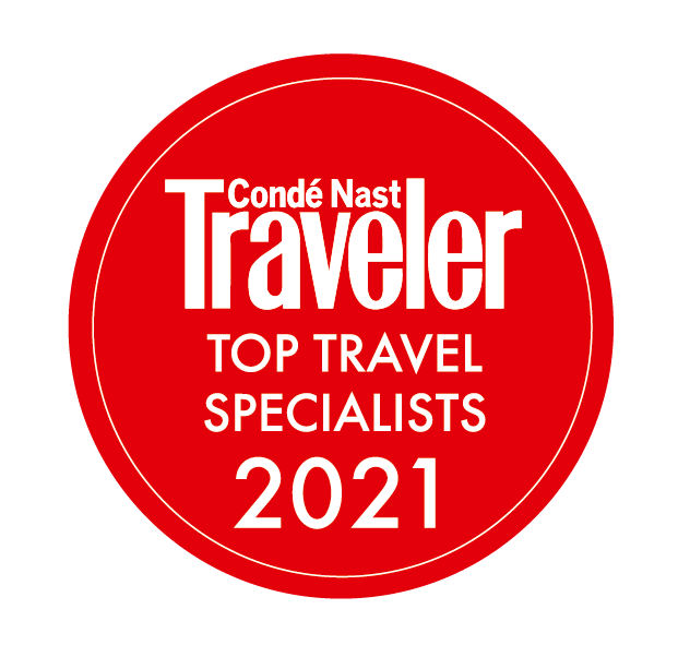 John Rees of J5Travel has been nominated as a Top Travel Specialists by Conde Nast Traveler 2021