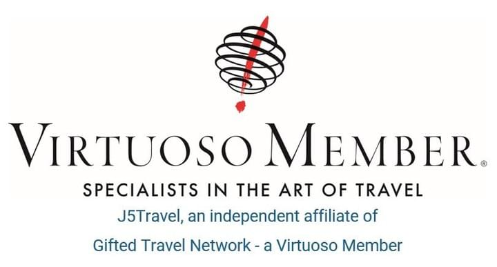 Luxury Virtuoso affiliated Travel Agents