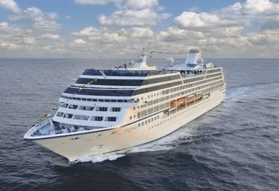 Oceania world cruise 2022 from Los Angeles to New York.
