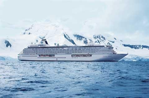Crystal Cruise's 2023 World Cruise sets sail January 11, 2023 from Miami.