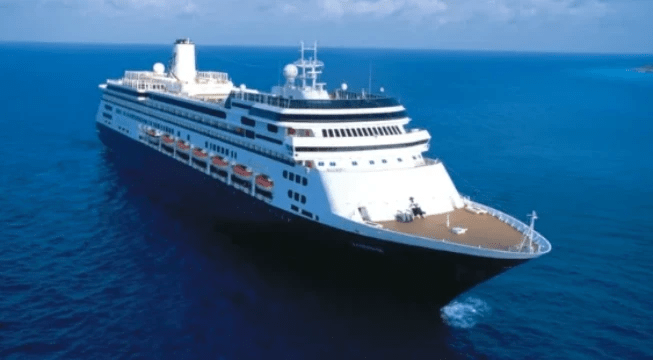 Holland America Line World Cruise sails on a grand 128-day journey in 2022.