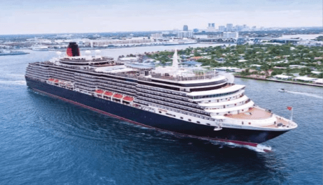 Queen Victoria Cunard world cruise 2022
