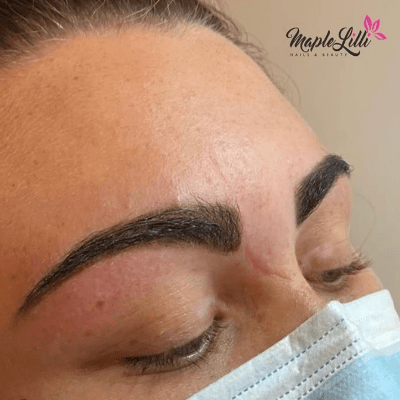 henna brows, eyebrows, brow shape, henna