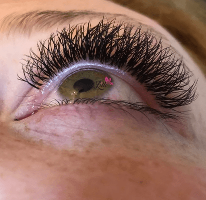 hybrid lashes, classic lashes, lash extensions,  volume lashes, russian lashes
