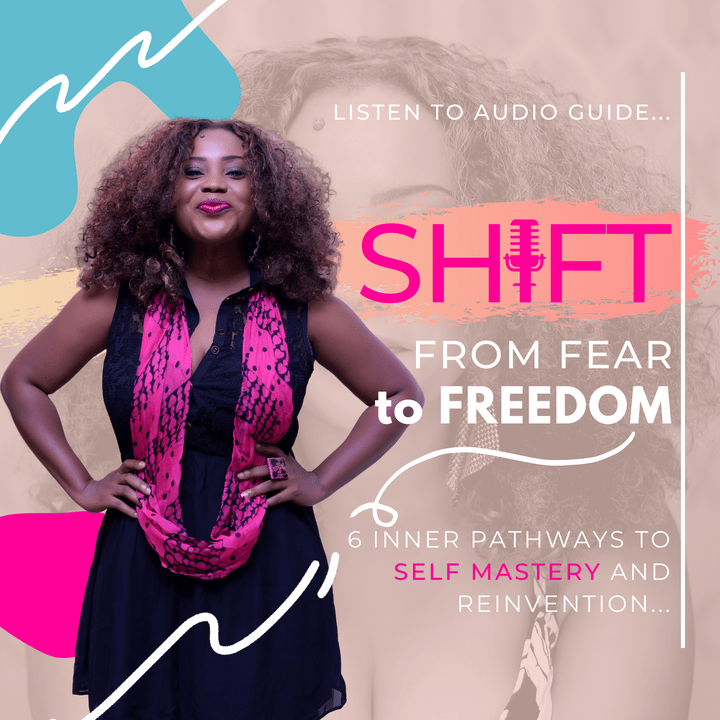 "Get Free Access to Audio Guide ""SHIFT"" by Alex Okoroji"