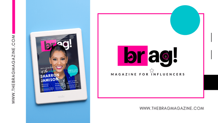 BRAG Magazine founded by Alex Okoroji