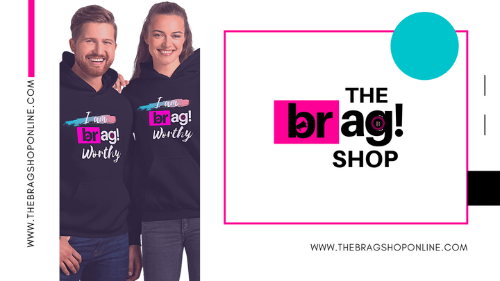 The BRAG Shop founded by Alex Okoroji