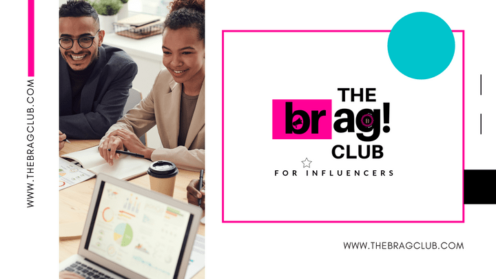 The BRAG Club founded by Alex Okoroji