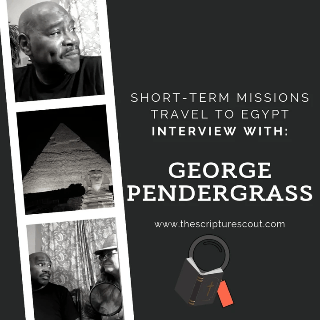 interview with George Pendergrass
