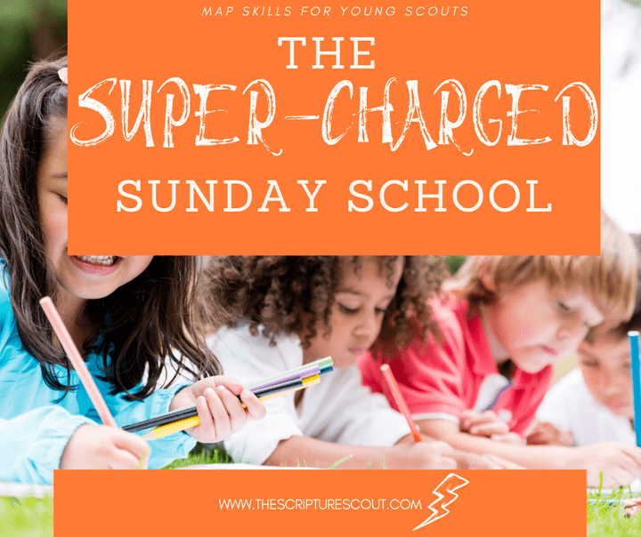 The Supercharged Sunday School and Bible School Resources